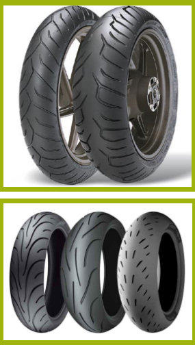 Motorcycle Tyres Sheffield
