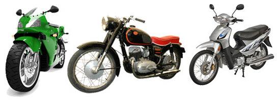 Motorcycle Shops Derbyshire